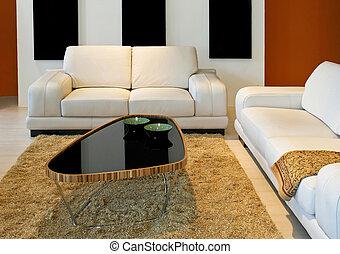 divano, tavola