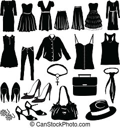 divers, womens, habillement
