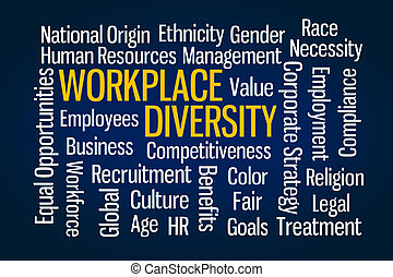 diversidad, lugar de trabajo