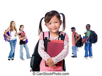 diversidade, em, educação, 007