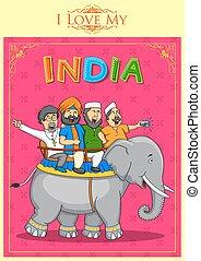 diversidade, unidade, índia
