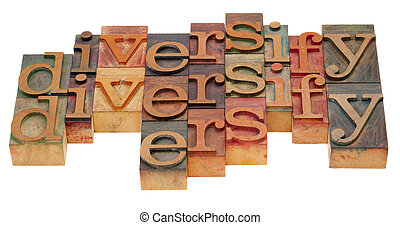 diversificar, palavra, abstratos