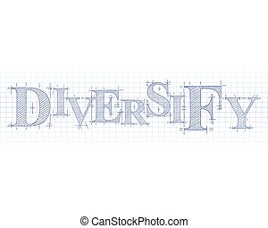 Diversify Technical Word - Diversify word in technical...