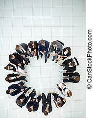 Diversity Business people Meeting Team Coorporate Concept