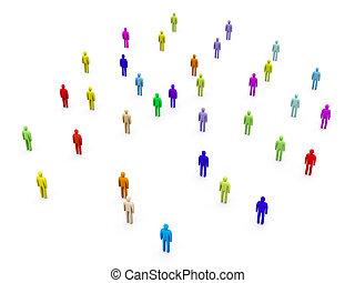 Diversity Crowd