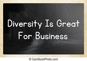 diversity is great for business