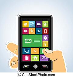 Diversity mobile application