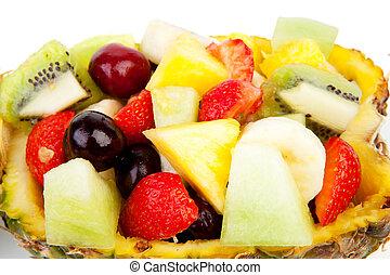 Diversity of fresh fruit