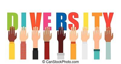 diversity people design, vector illustration eps10 graphic