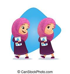 Musulmán divertido