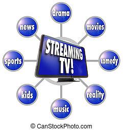 divertissement, tv, programmes, sports, contenu, films, hdtv...