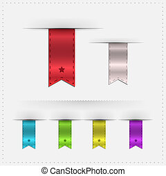 Dividers And Color Ribbons