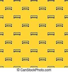 dividir, patrón, vector, sistema, condicionamiento