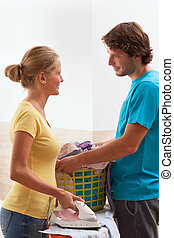 Division of household responsibilities