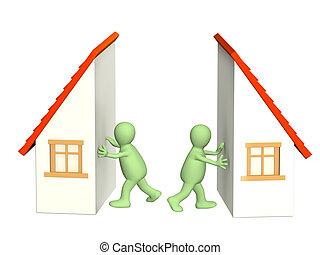 Division of property at divorce
