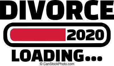 Divorce 2018 in red german