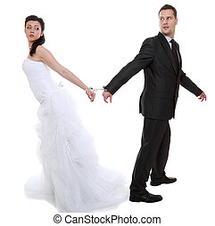 divorce, couple, concept, crise, relation