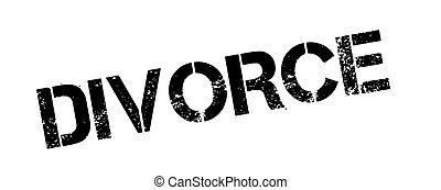 Divorce rubber stamp