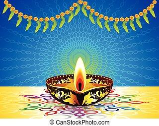 diwali, δημιουργικός , αφαιρώ , background.eps, καλλιτεχνικός