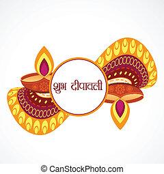 diwali, φόντο , δημιουργικός