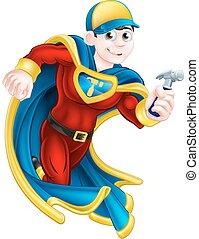 DIY Super Hero