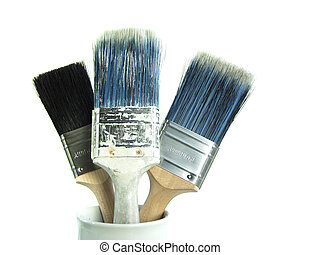 DIY Tools - Painters Instruments - isolated