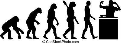 DJ evolution