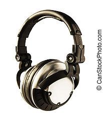 dj, headphones