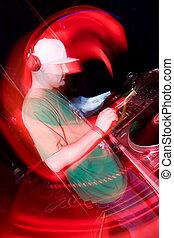 DJ, Nachtclub