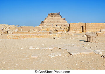djoser, エジプト, ピラミッド