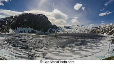 Djupvatnet Time Lapse, Norway