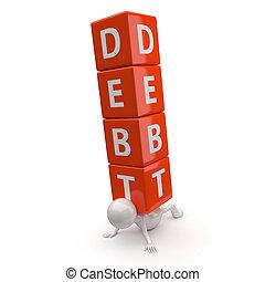 dluh, vzkaz, 3, národ