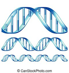 DNA isolated vector set