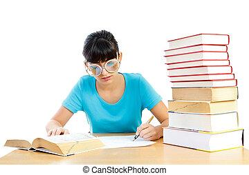 dnd, elfoglalt, tanulás