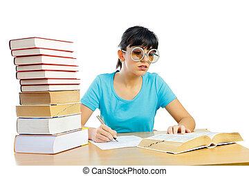 dnd, i'm am, elfoglalt, tanulás
