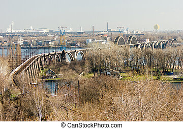 Dnipropetrovsk Bridge