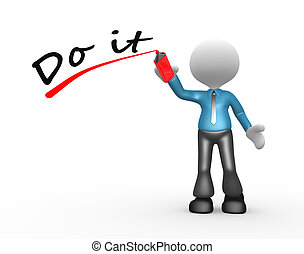 Do it