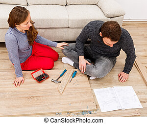 Do it yourself, home improvement
