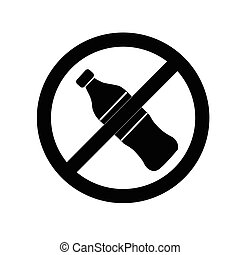 Do not drink icon.