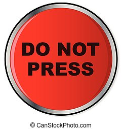 Do Not Press Red Button