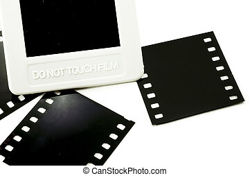 Do not touch film