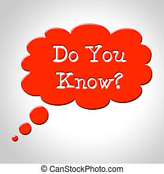 Do You Know Indicates Proficiency Contemplating And...