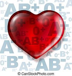 doando sangue