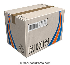 doboz, kartonpapír