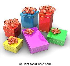 dobozok, állhatatos, tehetség, 3