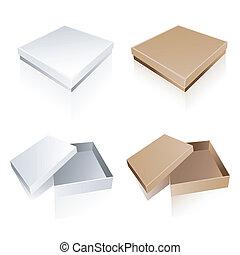 dobozok, tehetség