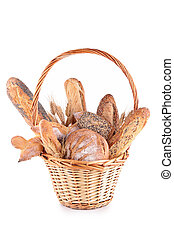 dobrany, bread