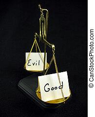 dobry vs. zły