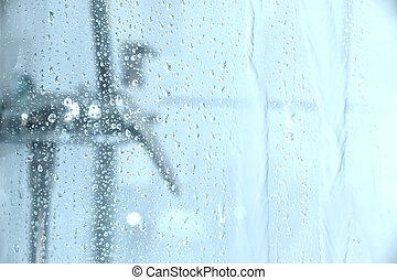 doccia, sotto