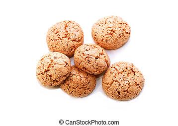 doce, biscoitos